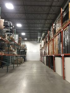 Storage space in Calgary