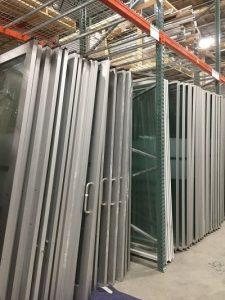 Floor warehouse storage