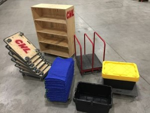 Moving equipment for rent